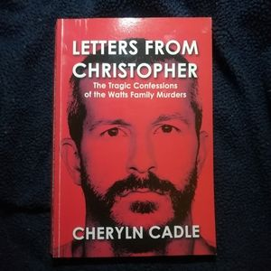 Letters from Christopher by Cheryln Cadle Book